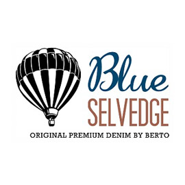 Blue Selvedge By Berto